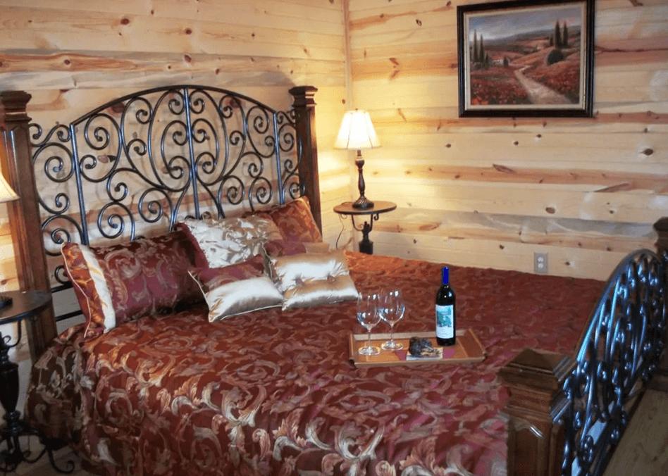 Pet friendly cabin
