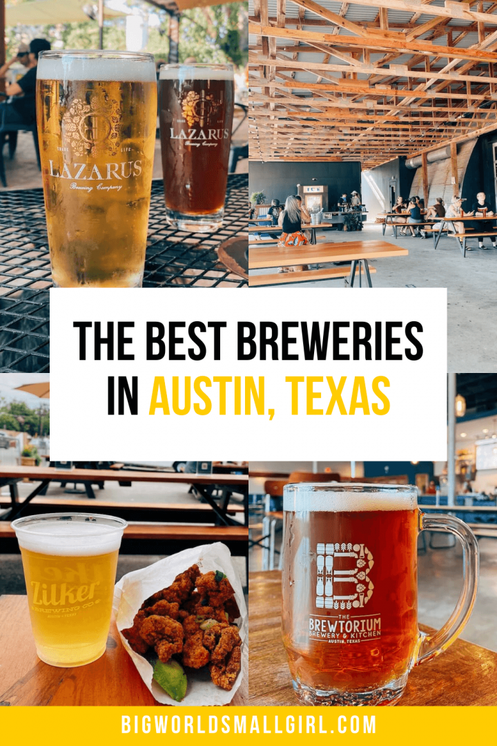 Breweries in Austin Central Texas Brewery Guide