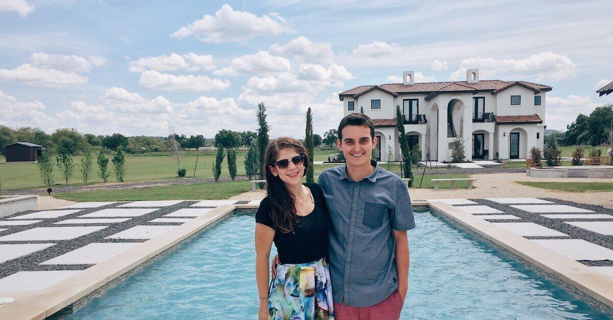 romantic airbnbs texas couples