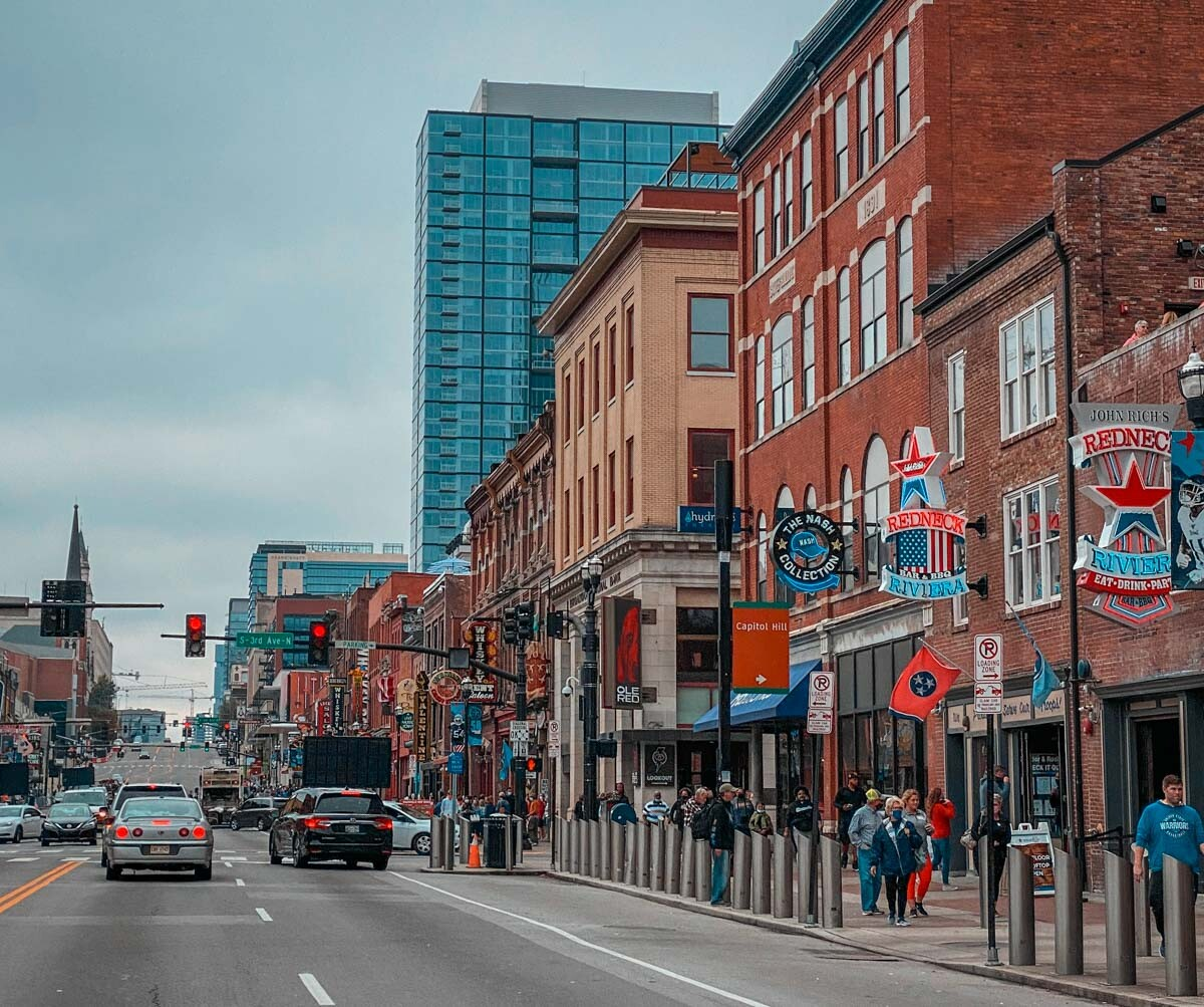 What to Do on Broadway in Nashville