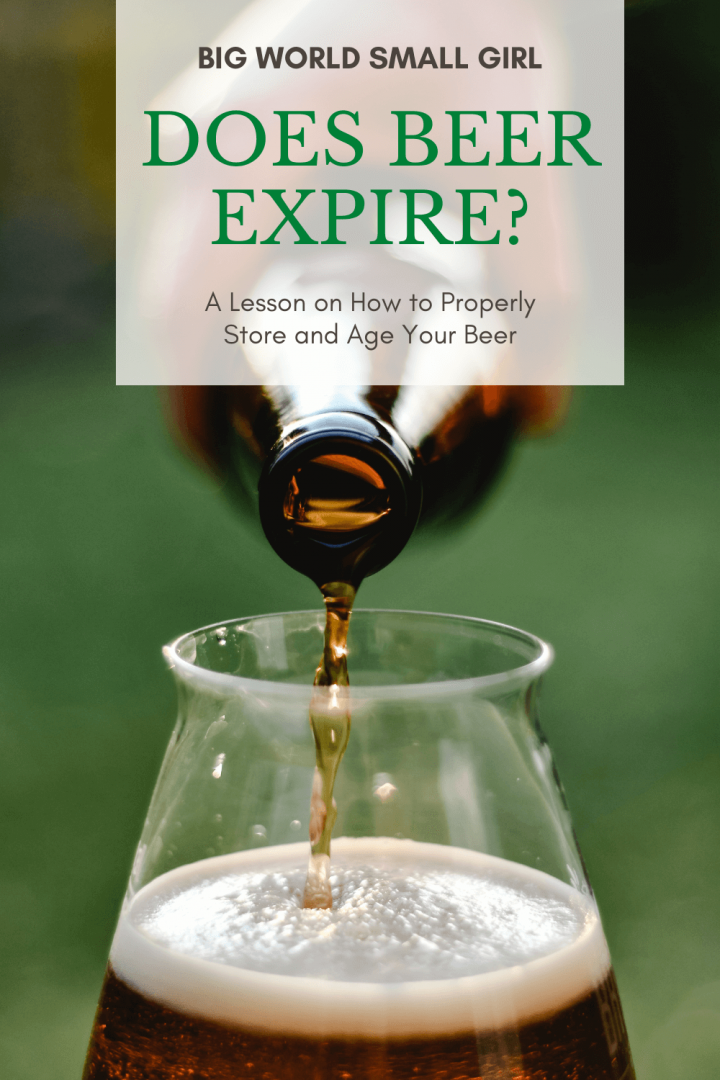 Does Beer Expire