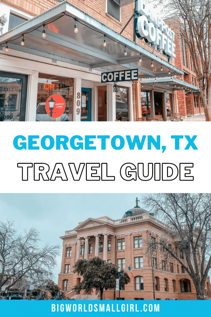 Georgetown Texas Travel Guide
