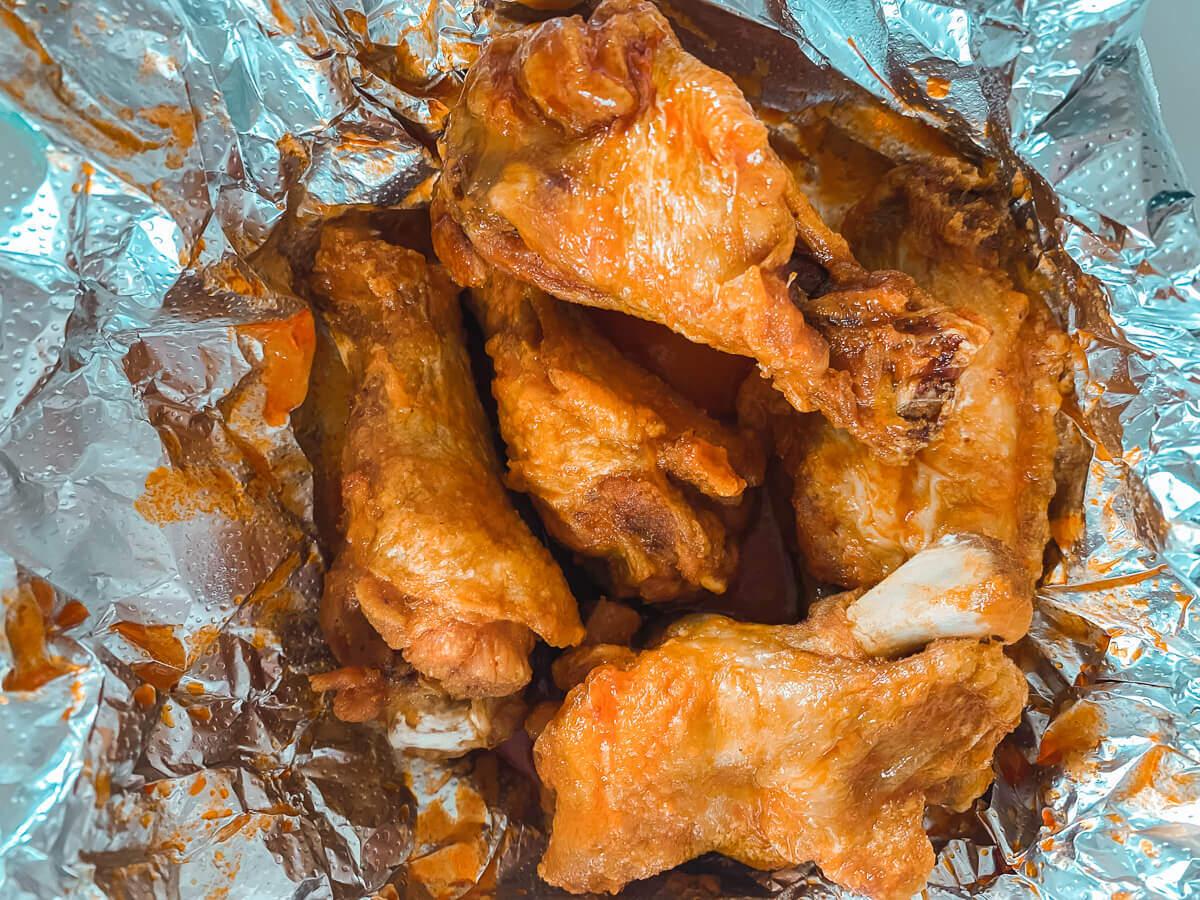 Arpeggio Grill Chicken Wings
