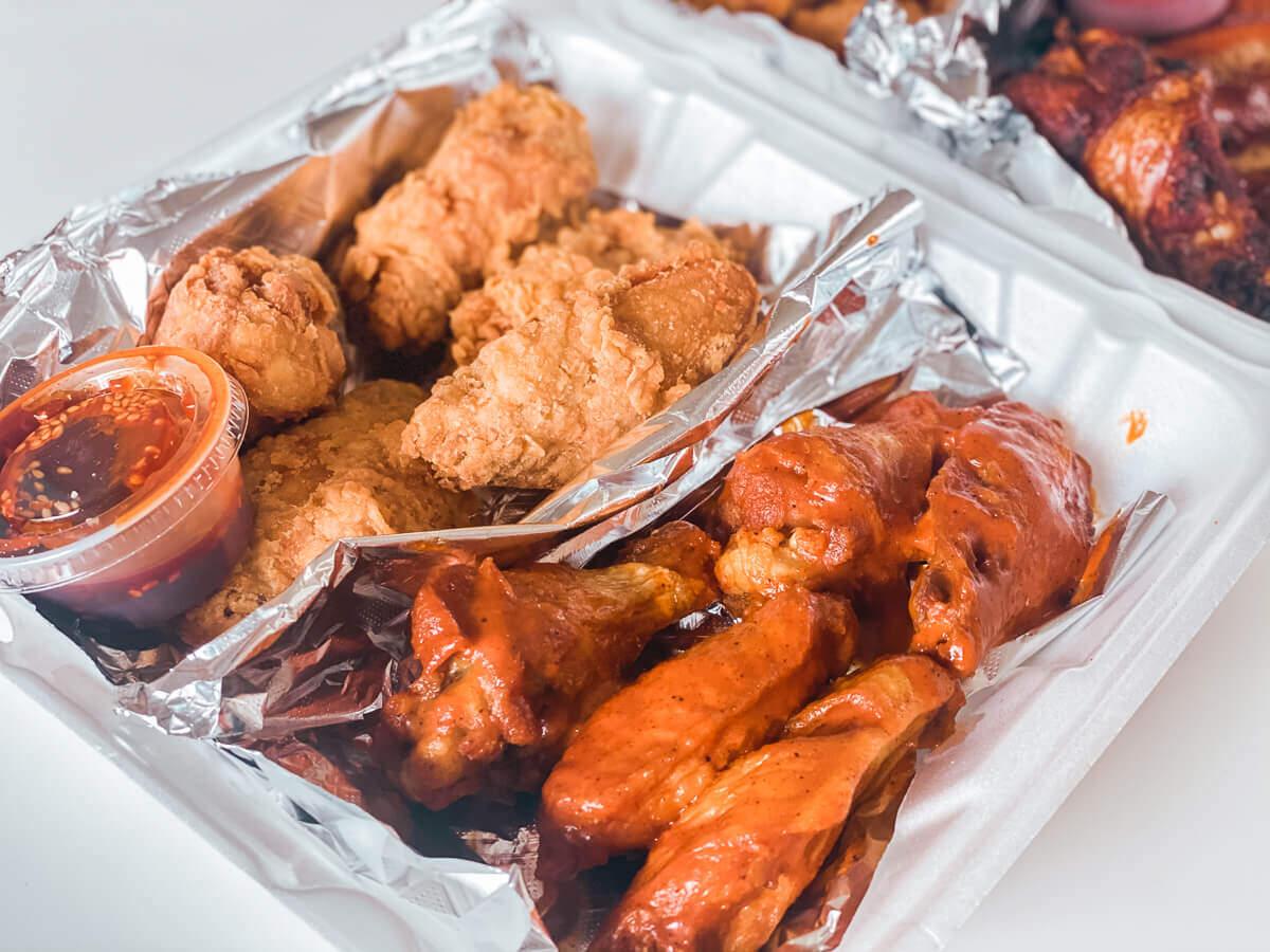 HiWings Korean Fried Chicken Austin