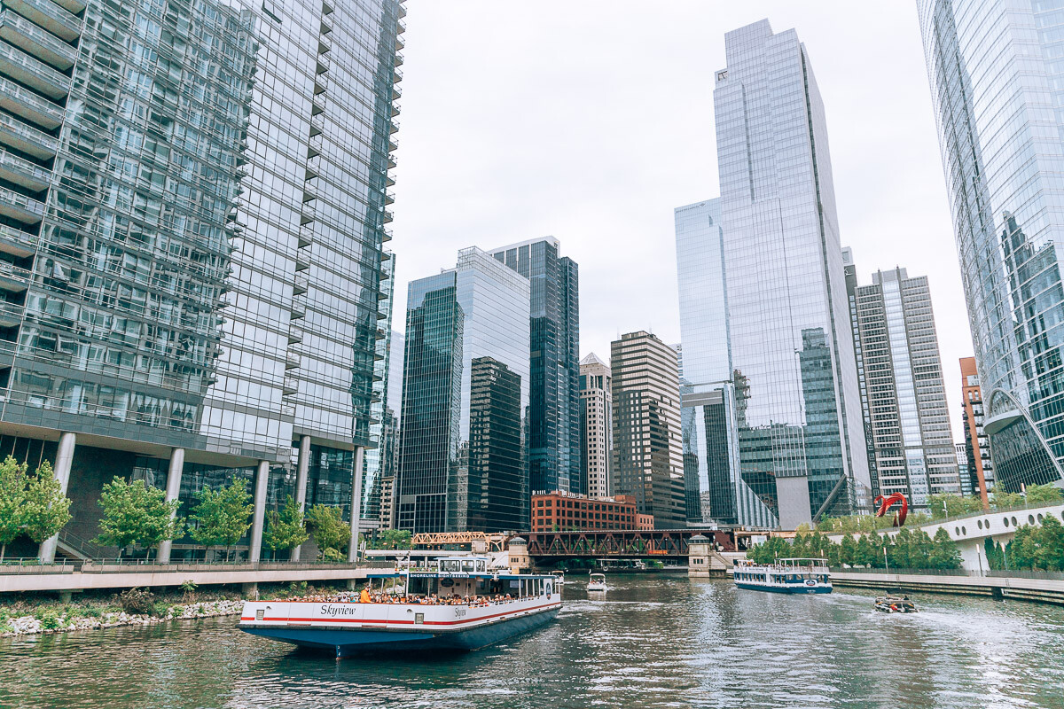 Boat Tours in Chicago
