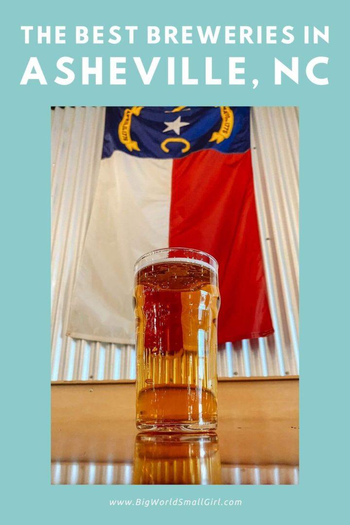 Best Asheville Breweries