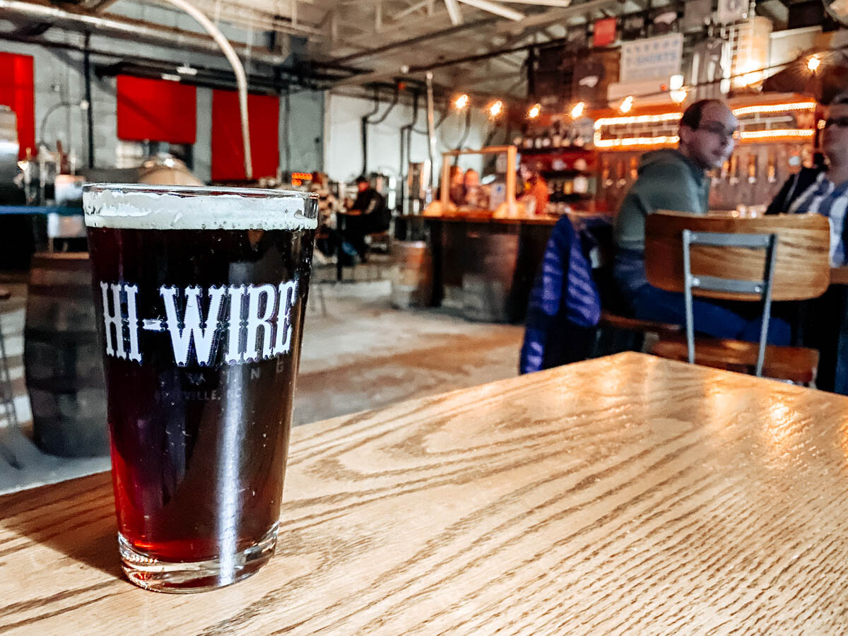 Asheville Brewery Guides